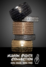 Zur GILARDY HUMAN RIGHTS Kollektion
